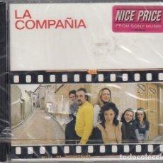 CDs de Música: LA COMPAÑIA - CD NUEVO PRECINTADO - RECOPILATORIO CON SUS 10 CANCIONES MAS CONOCIDAS. Lote 222446565
