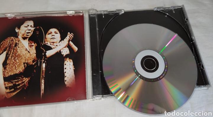 CDs de Música: cd - FERNANDA Y BERNARDA DE UTRERA - ROMANCE DE LA REINA JUANA - Flamenco duo - Foto 3 - 222447327