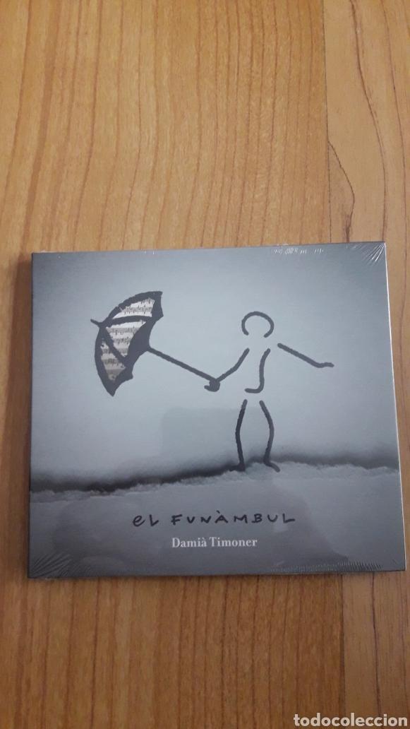 DAMIÀ TIMONER. EL FUNÀMBUL. AÚN RETRACTILADO (Música - CD's Otros Estilos)
