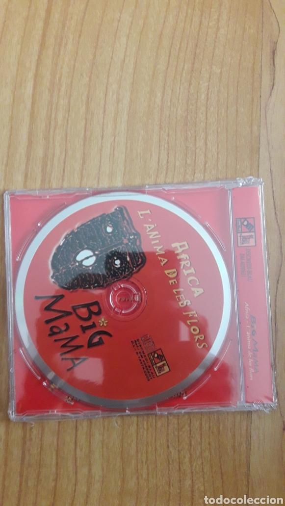 CDs de Música: BIG MAMA. AFRICA. AÚN RETRACTILADO - Foto 2 - 222450711