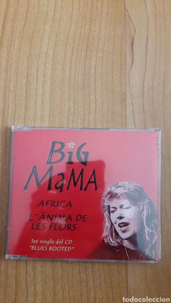 BIG MAMA. AFRICA. AÚN RETRACTILADO (Música - CD's Otros Estilos)