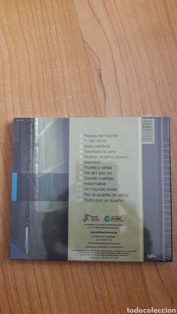 CDs de Música: TONI BEIRO. INDOMABLE. AÚN RETRACTILADO - Foto 2 - 222451007