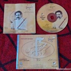 CDs de Música: SHAHRAM NAZERI ** PERPLEXITY HEYRANI ** CD ORIGINAL 1998. Lote 222469421