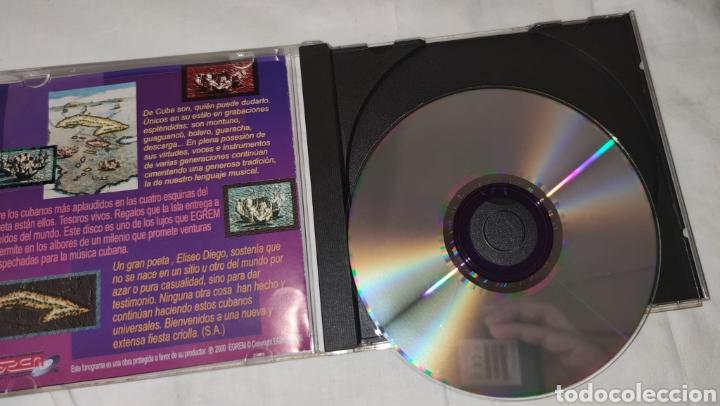 CDs de Música: VERSIONES ORIGINALES DE CUBA SON - EGREM – CD 0397 - Latin, Folk, World, & Country, Afro-Cuban, Son - Foto 3 - 222486542