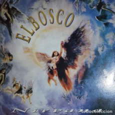 CDs de Música: CD SINGLE ELBOSCO - NIRVANA - HISPAVOX 8 760 97 2 - PROMO - CARDLSEEVE - EL BOSCO (EX/EX)Ç. Lote 222489027