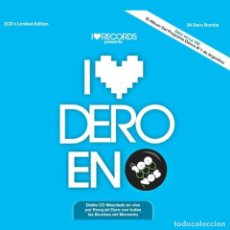 CDs de Música: CD DOBLE DE ARTISTAS VARIOS I LOVE DERÓ EN LA 100 AÑO 2011. Lote 222490086