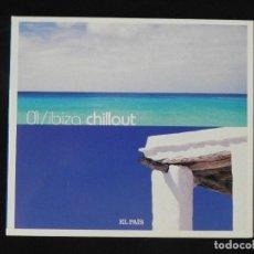 CDs de Música: VVAA: IBIZA CHILLOUT, CD Nº 1 COLECCIÓN CHILLOUT EL PAÍS, 2008. DIGIPACK. Lote 222493926