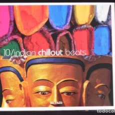 CDs de Música: VVAA: INDIAN CHILLOUT BEATS, CD Nº 10 COLECCIÓN CHILLOUT EL PAÍS, 2008. DIGIPACK. Lote 222494487