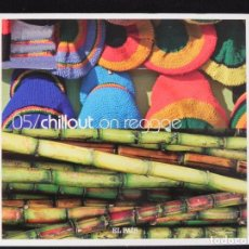 CDs de Música: VVAA: CHILLOUT ON REGGAE, CD Nº 5 COLECCIÓN CHILLOUT EL PAÍS, 2008. DIGIPACK. Lote 222494712