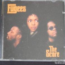 CDs de Música: FUGEES: THE SCORE, CD CBS/SONY 483549-2. SPAIN, 1996. LAURYN HILL, PRAS MICHEL, WYCLEF JEAN. Lote 222495808