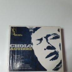 CDs de Música: CHOLO AGUIRRE, 2 CD, NUEVO SIN ESTRENAR PRECINTO ORIGINAL.. Lote 222504105