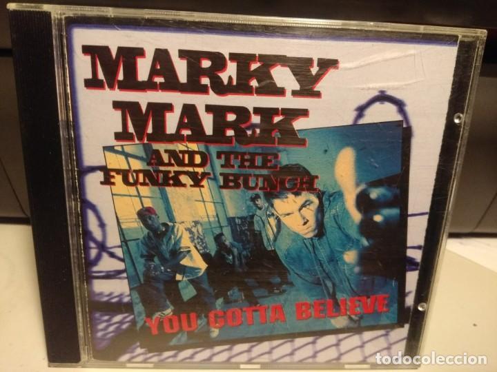 CD MARKY MARK ( MARK WALHLBERG ) AND THE FUNKY BUNCH : YOU GOTTA BELEVE (Música - CD's Hip hop)