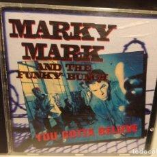 CDs de Música: CD MARKY MARK ( MARK WALHLBERG ) AND THE FUNKY BUNCH : YOU GOTTA BELEVE. Lote 222505951