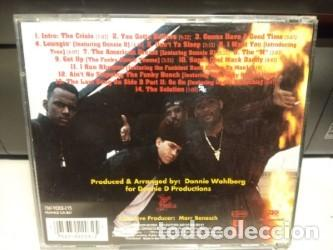 CDs de Música: CD MARKY MARK ( MARK WALHLBERG ) AND THE FUNKY BUNCH : YOU GOTTA BELEVE - Foto 2 - 222505951