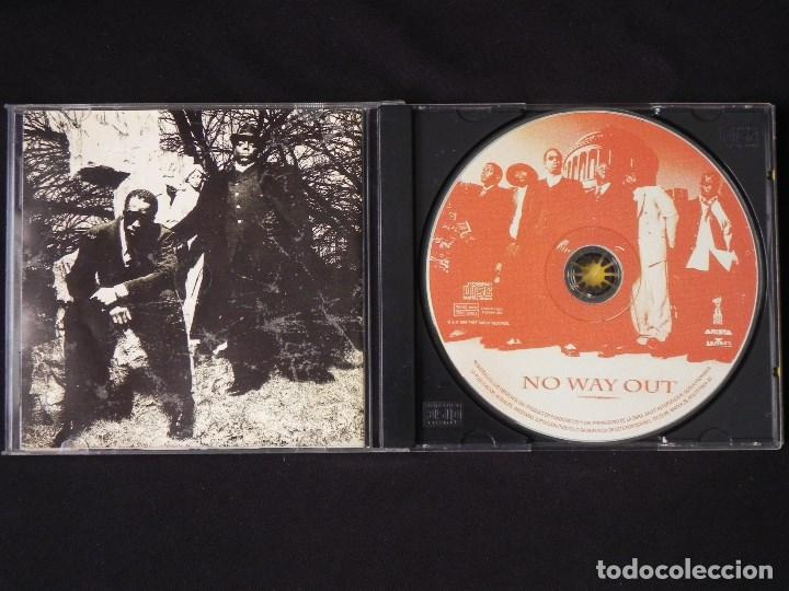 CDs de Música: Puff Daddy & The Family: No way out, CD puff daddy records 78612 73012 2. Spain, 1997 - Foto 2 - 222510891
