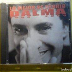CDs de Música: CD - COMPACT DISC - SERGIO DALMA - LO MEJOR DE - 1989-2004 - UNIVERSAL MUSIC 2007 - PRECINTADO. Lote 222511312