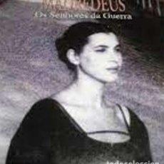 CDs de Música: CD SINGLE MADREDEUS - OS SENHORES DA GUERRA - EMI MADRE 99 - CARDSLEEVE (EX/EX)Ç. Lote 222511908