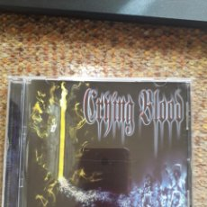 CDs de Música: CRYING BLOOD , ANIMAE DAMNATEE , CD 2009 ESTADO IMPECABLE, HEAVY NACIONAL ENVIO ECONOMICO. Lote 222528198