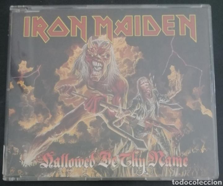 IRON MAIDEN - HALLOWED BE THY NAME (Música - CD's Heavy Metal)