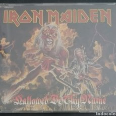 CDs de Música: IRON MAIDEN - HALLOWED BE THY NAME. Lote 222535896