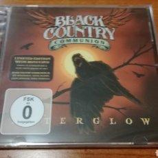 CDs de Música: CD + DVD BLACK COUNTRY COMMUNION - AFTERGLOW. Lote 222536363