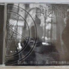 CDs de Música: ALGHAZANT. SUBLIMINAL ANTENORA. CD + LIBRETO. BANDA FINLANDESA. BLAK METAL SINFÓNICO.WOODCUT RECORDS. Lote 222537003
