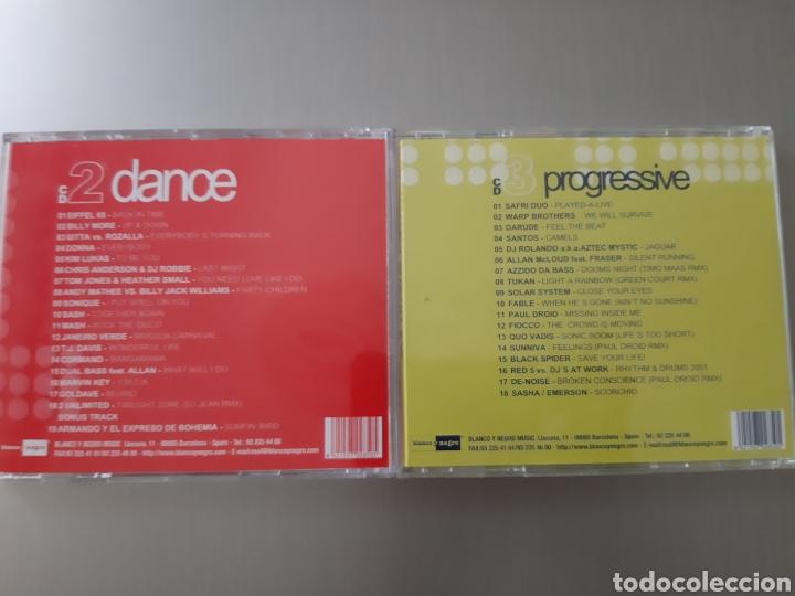 CDs de Música: LOTE ANUAL. 2 DANCE. 3 PROGRESSIVE. - Foto 2 - 222537167