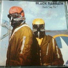 CDs de Música: (NUEVO) BLACK SABBATH NEVER SAY DIE !. Lote 222537991