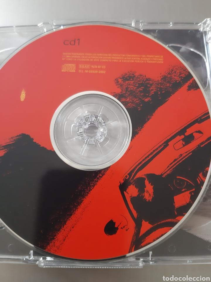 CDs de Música: DIFICIL! EN RUTA. RECOPILATORIO. SPAIN. - Foto 3 - 222538007