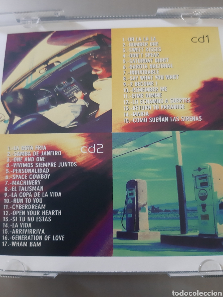 CDs de Música: DIFICIL! EN RUTA. RECOPILATORIO. SPAIN. - Foto 4 - 222538007