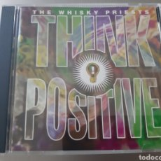 CDs de Música: THE WHISKY PRIESTS. THINK POSITIVE. ENGLAND. FOLCK. Lote 222538913