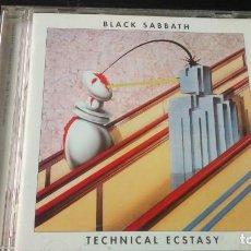 CDs de Música: (NUEVO) BLACK SABBATH TECHNICAL ECSTASY. Lote 222538991