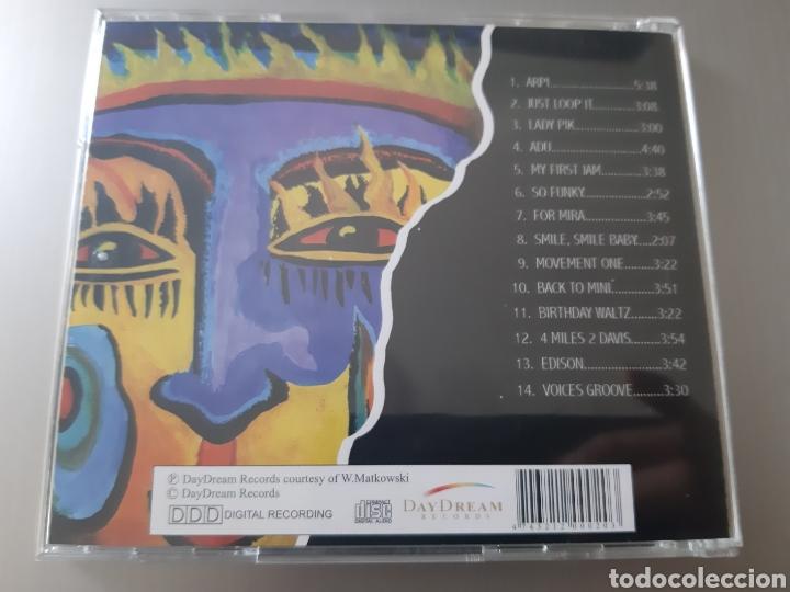 CDs de Música: MUY DIFICIL! LOUNG FUNK & GROOVE. VOICES. - Foto 2 - 222539340