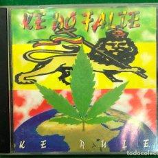 CDs de Música: KE NO FALTE - KE RULE - CD 11 TEMAS - LOCAL RECORDS 1995 RF-8176. Lote 222541770