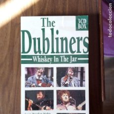 CDs de Música: THE DUBLINERS - WHISKEY IN THE JAR (3 CD BOX). Lote 222543308