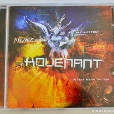 CDs de Música: THE KOVENANT. IN TIMES BEFORE THE LIGHT. CD + LIBRETO. BANDA NORUEGA BLACK METAL. HAMMERHEART, 2001. Lote 222548673