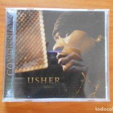 CDs de Música: CD USHER - CONFESSIONS - LEER DESCRIPCION (5J). Lote 222551563