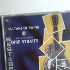 CDs de Música: DIRE STRAITS - THE VERY BEST OF. Lote 222554050