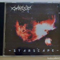 CDs de Música: EWIGKEIT. STARSCAPE. PROYECTO DE JAMES FOGERTY. METAL ELECTRÓNICO. ELDETHORN RECORDS. 1999. Lote 222554466