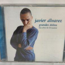 CDs de Música: CD - JAVIER ÁLVAREZ – GRANDES ÉXITOS (LOS AÑOS DE CHRYSALIS) - 7243 5 32649 205 - ROCK, POP,. Lote 222558206