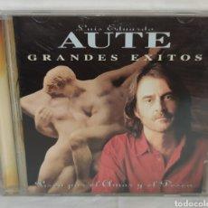 CDs de Música: CD - LUIS EDUARDO AUTE - PASEO POR EL AMOR Y EL DESEO (GRANDES ÉXITOS) - ARIOLA – 743213209623. Lote 222559393