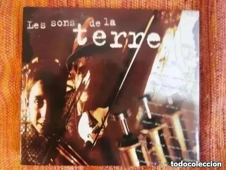 LES SONS DE LA TERRE (CD) YOUSSOU N DOUR. TARAF DE HAIDOUKS, JIMMY CLIFF (Música - CD's World Music)