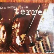 CDs de Música: LES SONS DE LA TERRE (CD) YOUSSOU N DOUR. TARAF DE HAIDOUKS, JIMMY CLIFF. Lote 222560471