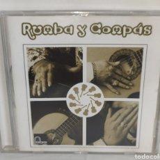 CDs de Música: CD - RUMBA Y COMPÁS - VARIOS - CAMARON, PATA NEGRA, LOS CHICHOS, MANZANITA, KETAMA, PACO DE LUCIA. Lote 222560495