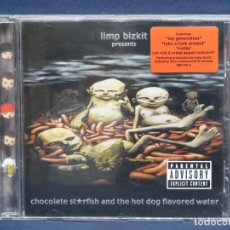 CDs de Música: LIMP BIZKIT - CHOCOLATE STARFISH AND THE HOT DOG FLAVORED WATER - CD. Lote 222573677