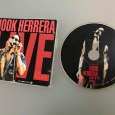 CDs de Música: HOOK HERRERA - LIVE SICK IN LA BOÎTE .MAS I MAS RECORDS , 008 CD .BUEN ESTADO .. Lote 222573818