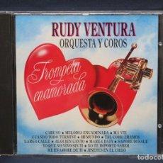 CDs de Música: RUDY VENTURA - ORQUESTA Y COROS - CD. Lote 222574841