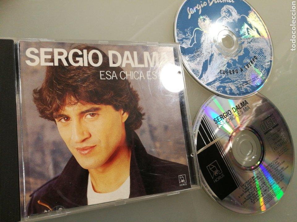 SERGIO DALMA - ESA CHICA ES MÍA (+CD REGALO CUERPO A CUERPO) (Música - CD's Pop)
