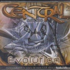 CDs de Música: CENTRAL EVOLUTION 2 CD + DVD 2005. Lote 222579007