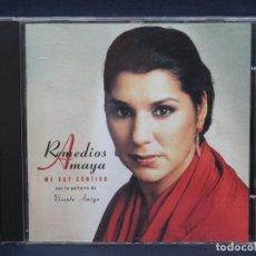 CDs de Música: REMEDIOS AMAYA - ME VOY CONTIGO - CD. Lote 222580945